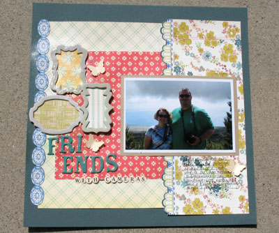 Friends with Cameras Layout